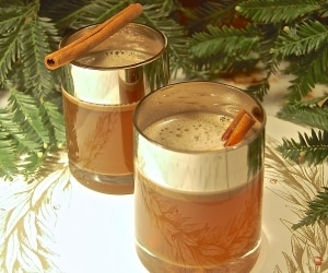 holiday cocktails featured