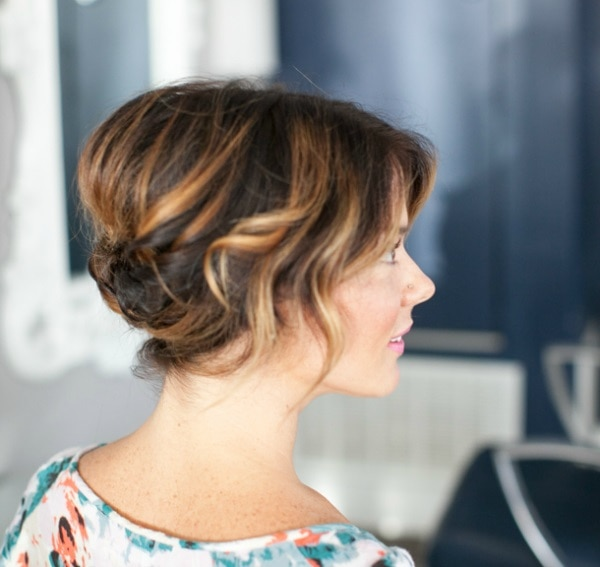 simple-updo