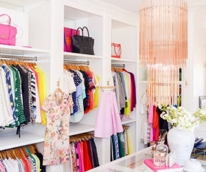 shop blogger closets