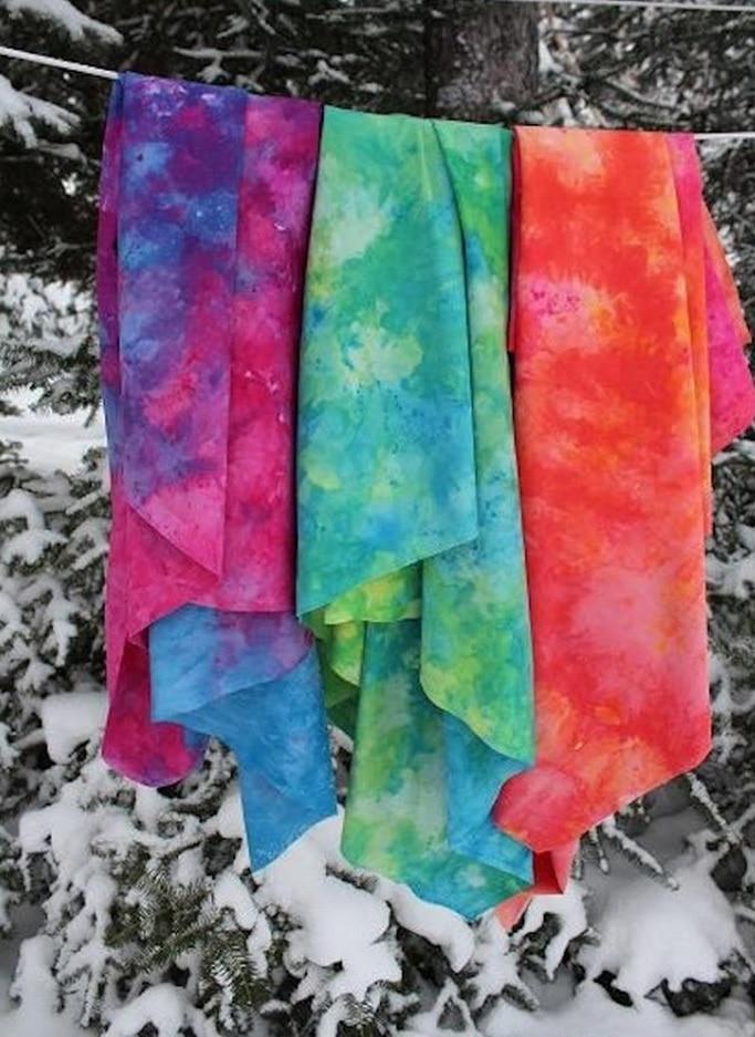 Dye Fabric