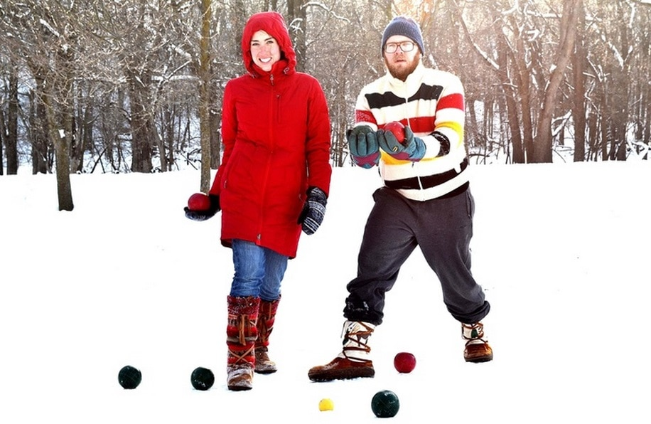 Enjoy a Round of Bocce Ball