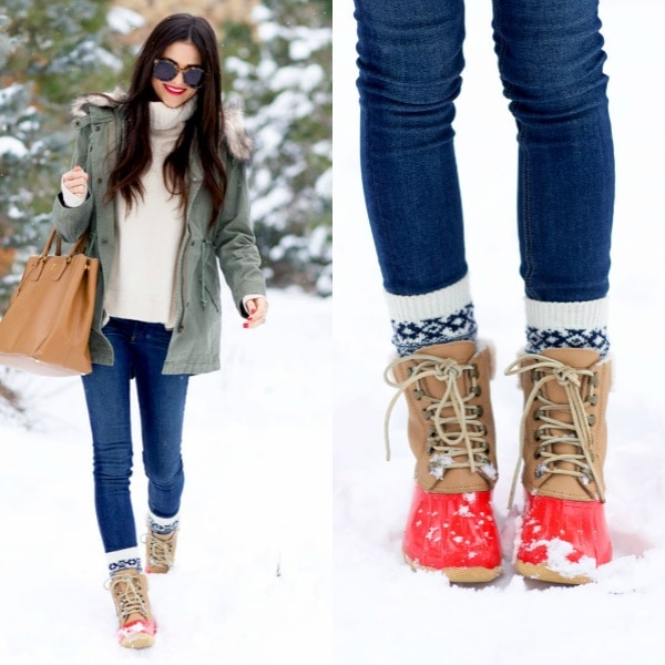Cute & Practical Clothes to Survive Snow Days - thegoodstuff