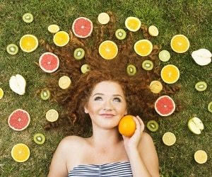 Foods to Eat for Healthy Hair Skin Nails