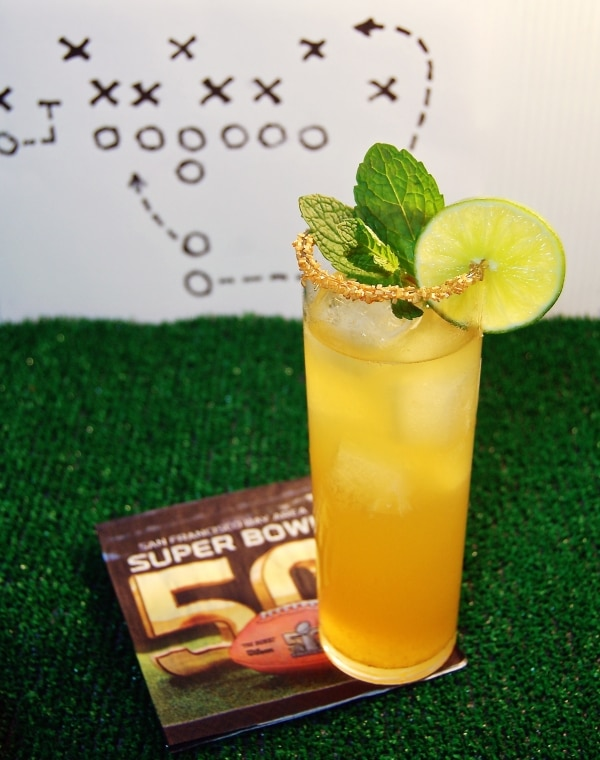 Touchdown! 11 Football Party Food Ideas + 1 Amazing Cocktail | thegoodstuff
