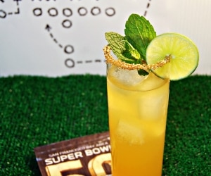 11 Football Party Food Ideas + 1 Amazing Cocktail | thegoodstuff