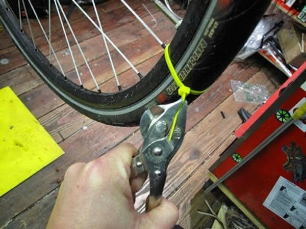 Give Bike Tires Some Extra Traction