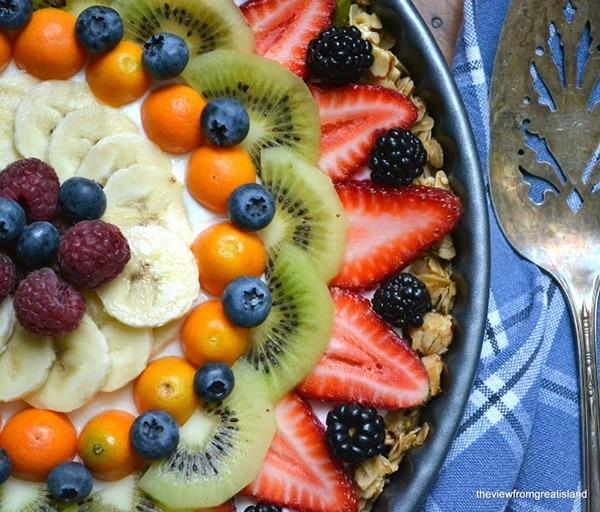 Gluten Free Breakfast Tart