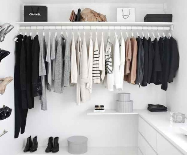 Plan Around Your Closet