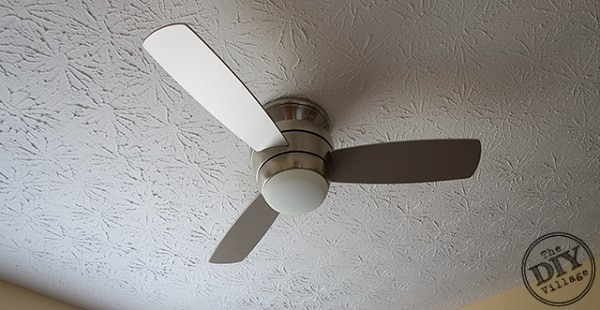 Reverse Your Ceiling Fan