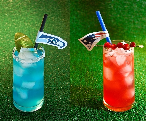 Super Bowl Party Cocktails