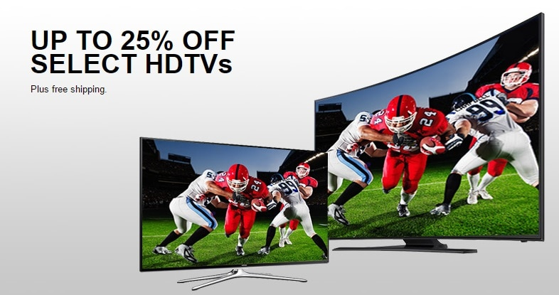 best buy hdtv super bowl sale