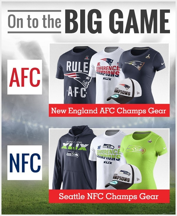 fansedge super bowl sale
