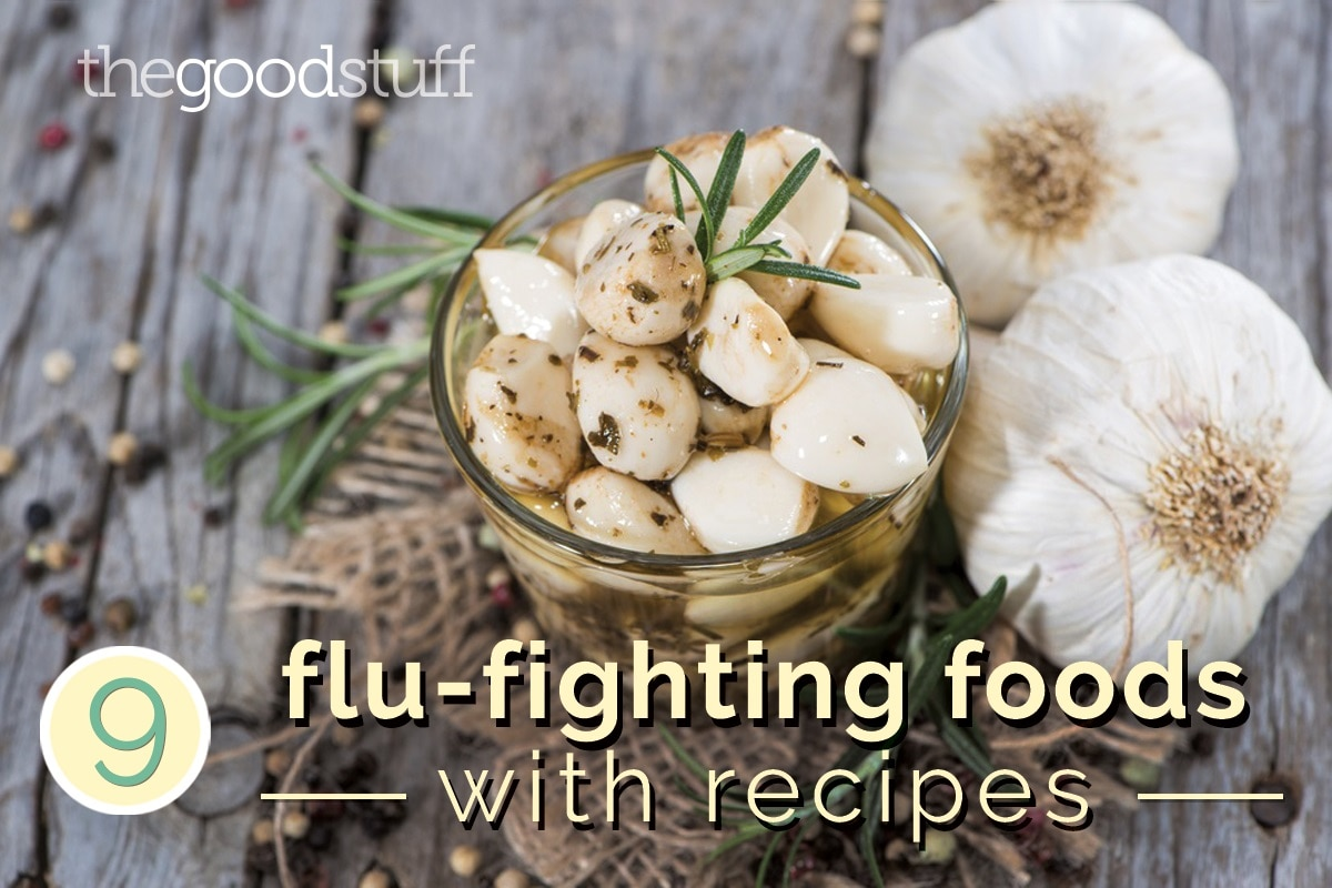 food-flu-fighting-foods
