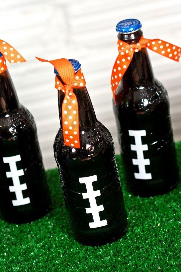 football beers