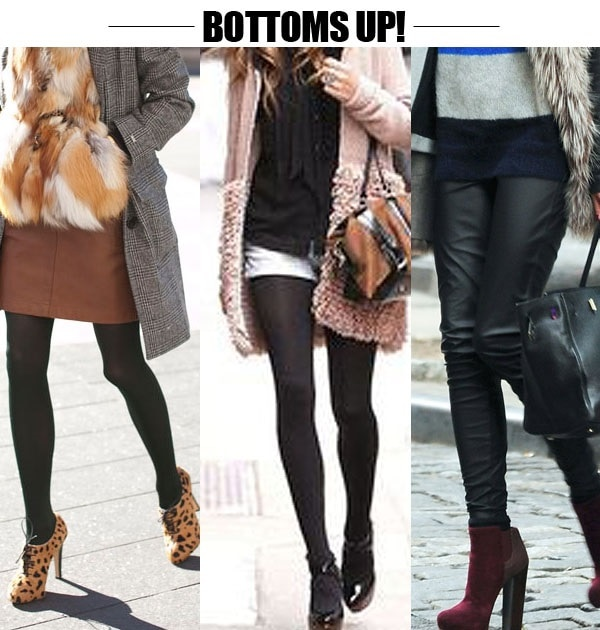 layer bottoms