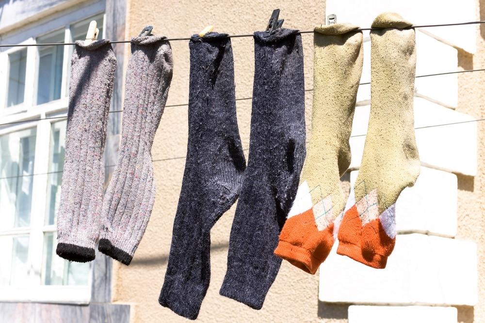 socks ritual