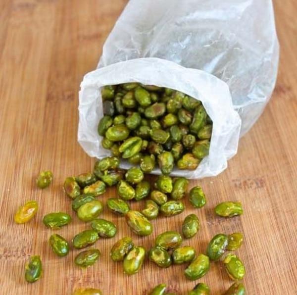 Crispy Popcorn Edamame