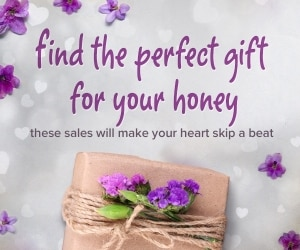 valentine's day sales and deals