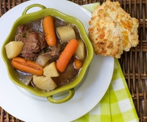 Guinness Irish Stew featured