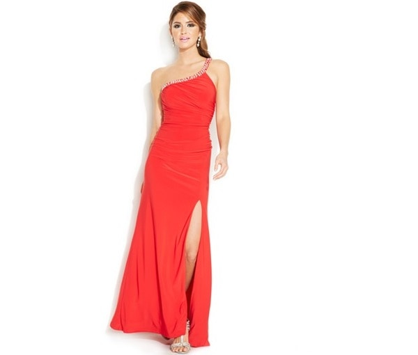Hailey Logan by Adrianna Papell Gown