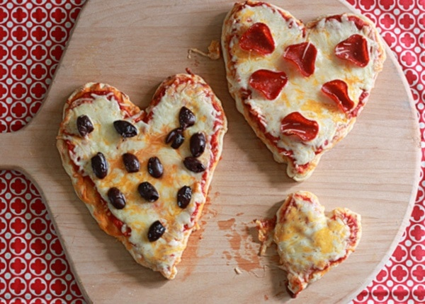 8 Heart-Shaped Food Ideas for Valentine's Day | thegoodstuff
