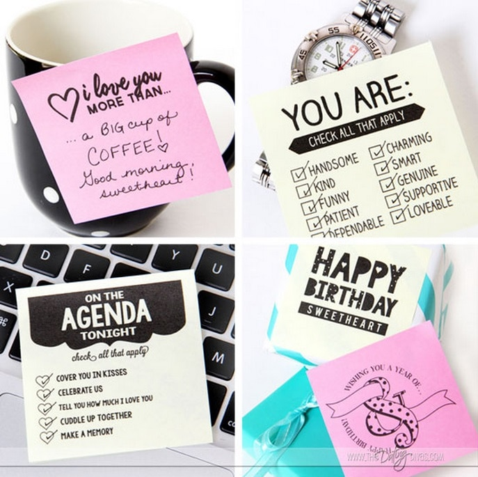 7 Imaginative DIY Love Letters for Valentines Day  thegoodstuff