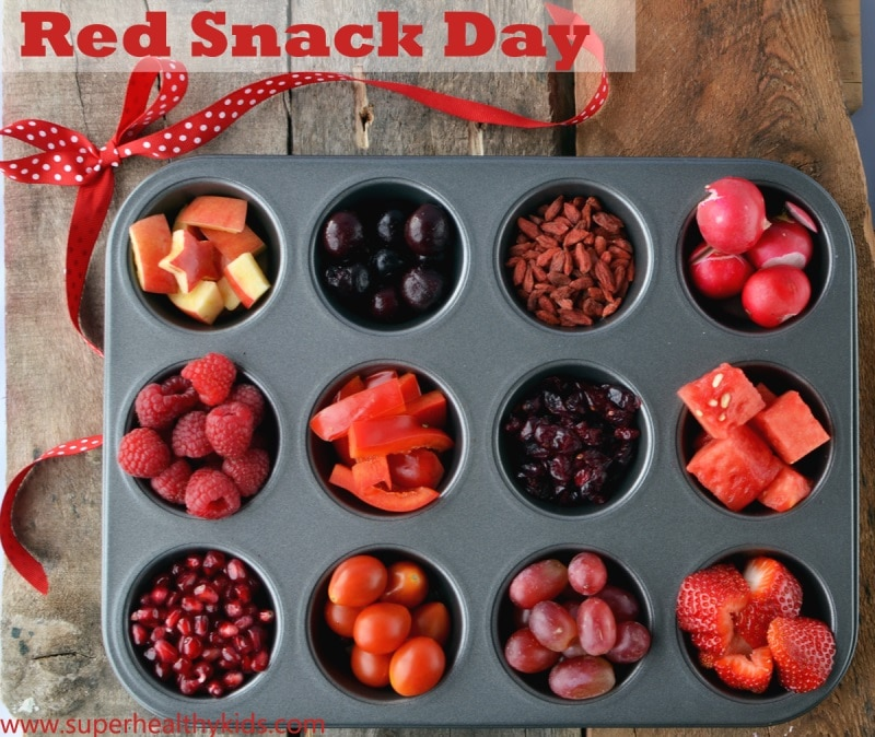 Red Snack Day