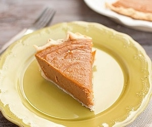 Sweet Potato Pie (Exclusive Recipe)