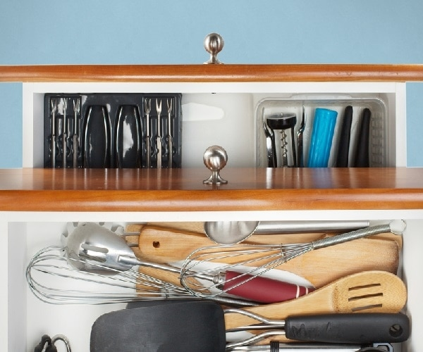 home hacks 15 tips to organize your kitchen - How To Make Your Room Organized