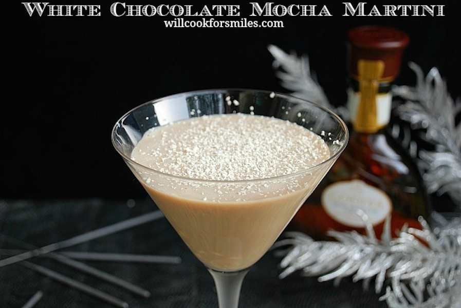 WillCookForSmiles_White Chocolate Mocha Martini