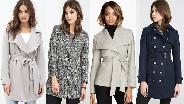 affordable coats under $100 - classic designs