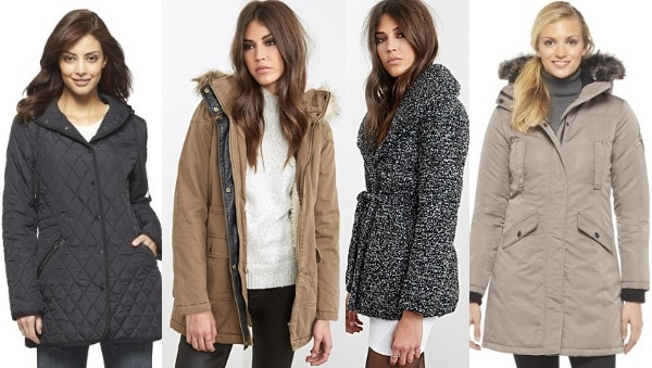 affordable coats under $100 - cozy and warm