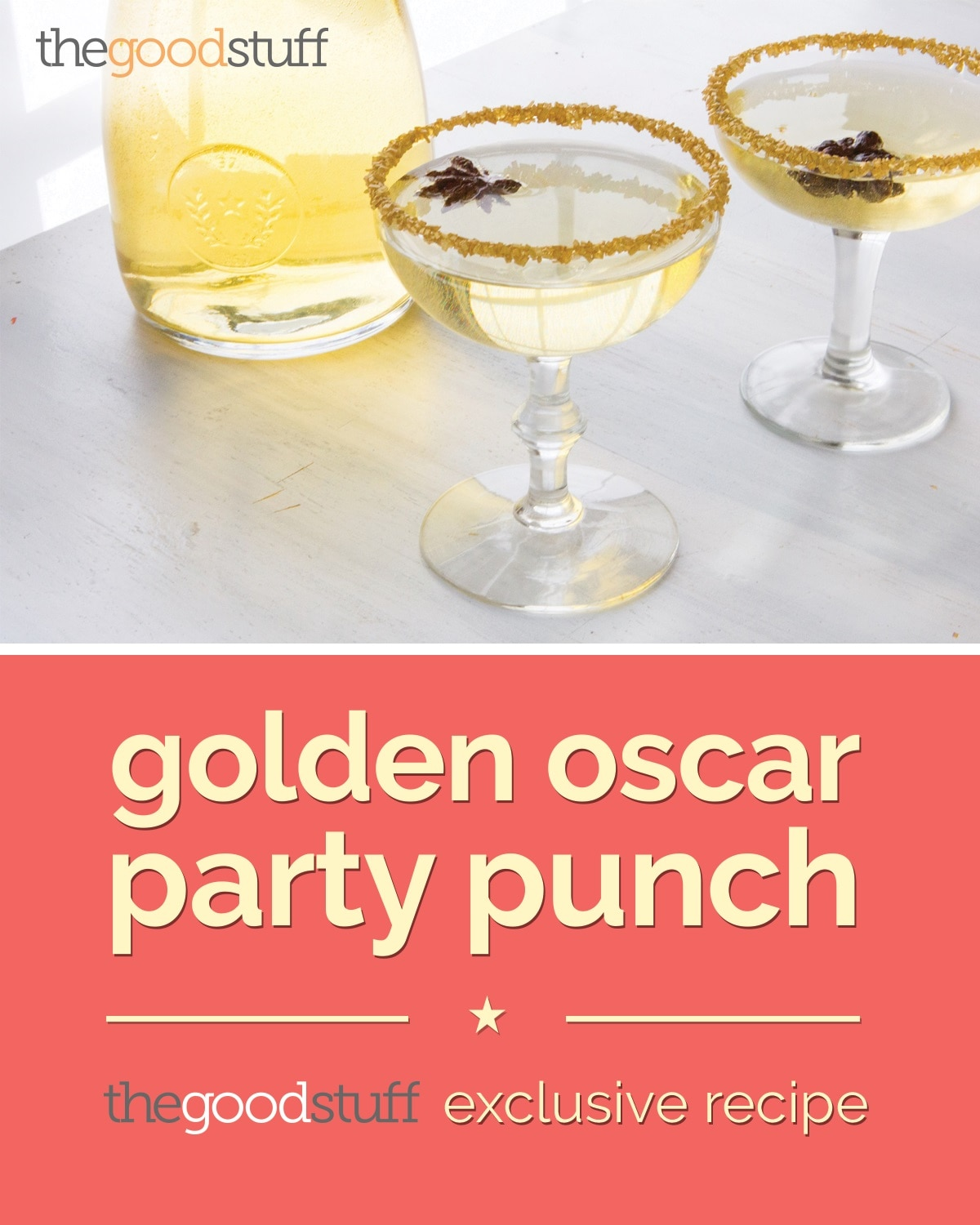 food-golden-oscar-party-punch