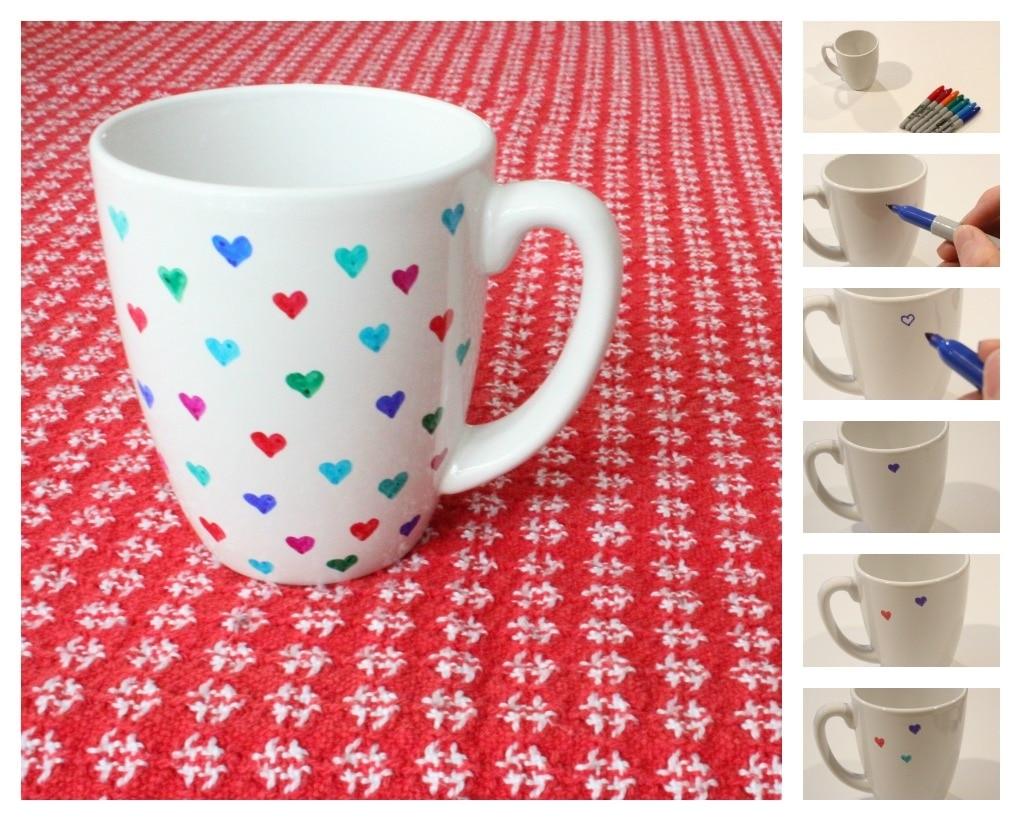 love mug steps