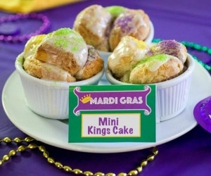 mardi gras party for kids