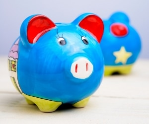 piggy bank crafts featured