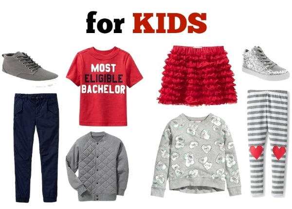 Adorable Valentineu0026#39;s Day Outfits for Kids of All Ages ...