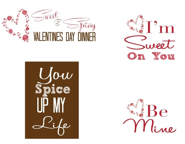 Sweet Cooking Quotes – Air Media Design