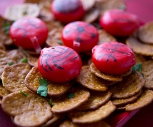 Babybel Cheese Balls featured