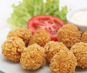 Buffalo Chicken Cheese Balls featured