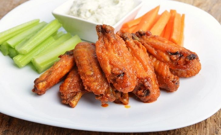 Bufffalo Chicken Wings