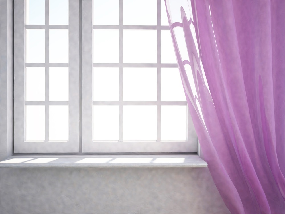 Clean Window Treatments