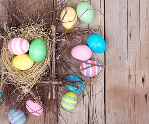 DIY Easter Baskets featured