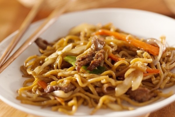 Easy Asian Beef Skillet