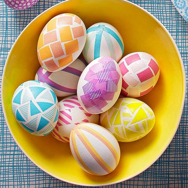 Geometric Eggs