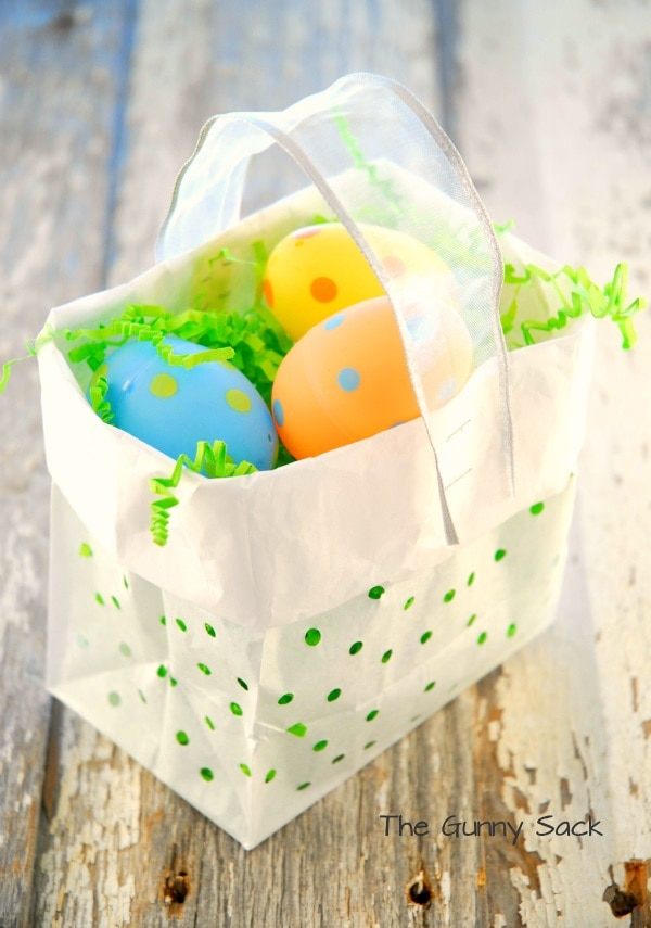Be Your Own Easter Bunny With Diy Easter Baskets