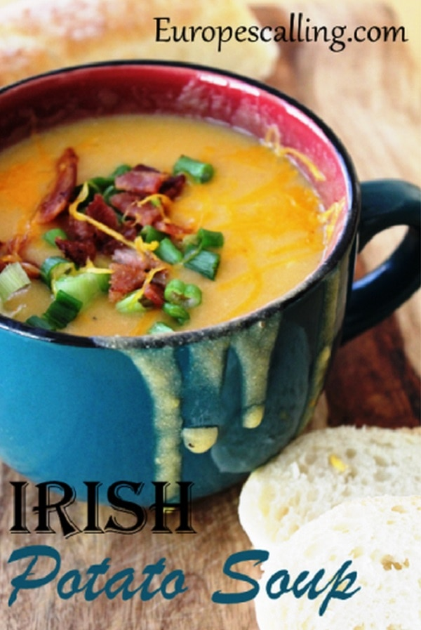 Irish Potato Leek Soup