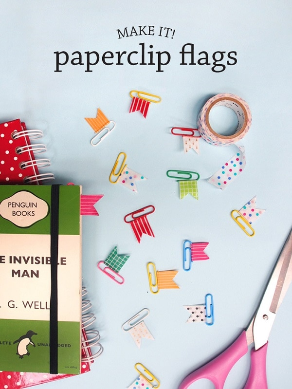 Paperclips Flags
