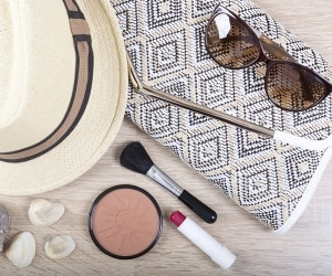 Travel Size Beauty Essentials featured