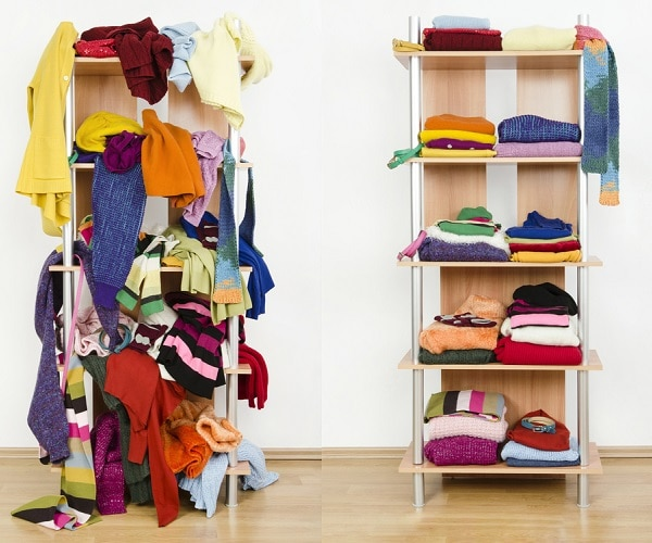 Home Hacks: Strategies to De-Clutter